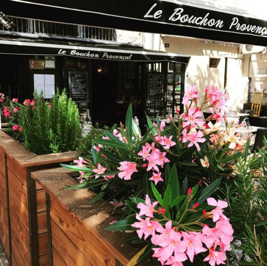 Restaurant avec terrasse Marseille